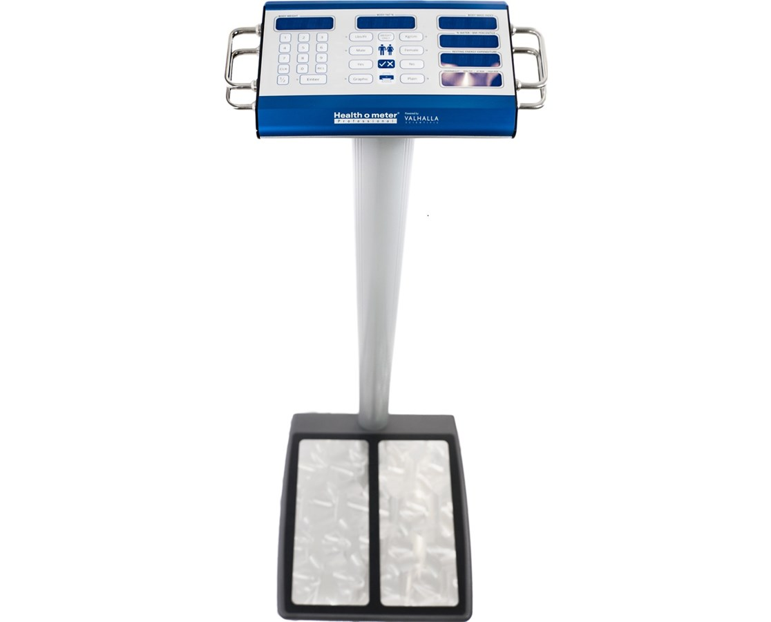 Body Composition Scale - Body weight screening is an important part of an initial assessment. Beyond just a routine height and weight, our state of the art scale uses a technology called impedance to calculate a patients body composition. Patients will receive metrics about lean muscle mass, hydration and body fat percentage. These numbers also help patients understand personal risk factors and are important to monitor progress and adjust individual programs.