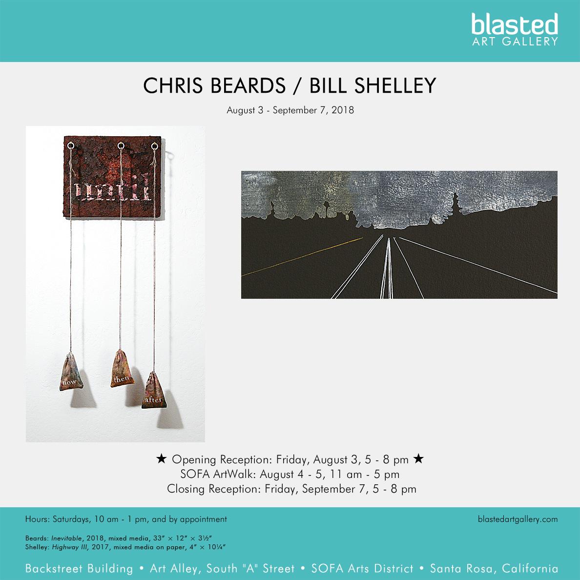 Chris Beards / Bill Shelley 2018