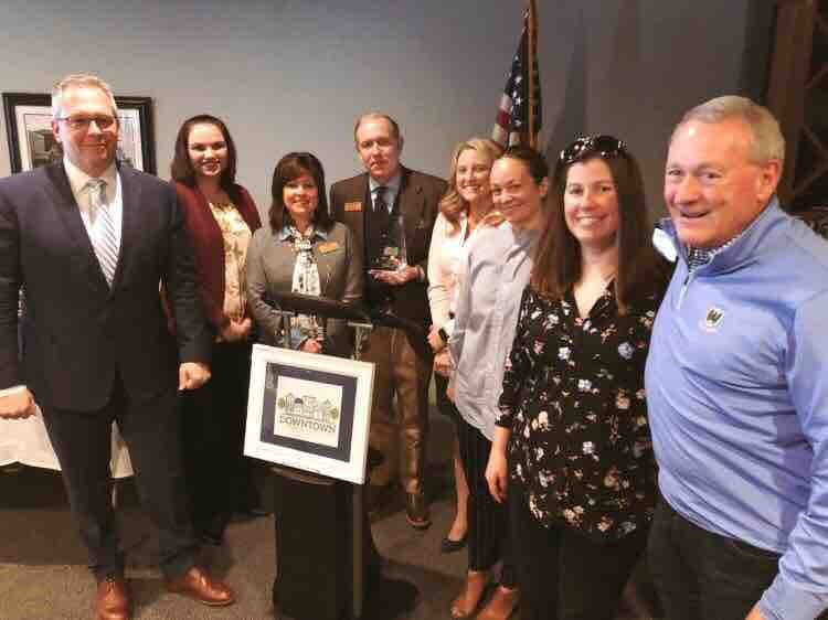 2019 Heart of Downtown Award