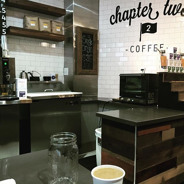 Chapter 2 Coffee - Keeping it simple ☕️🤙🏻• As a drip coffee person, I have to recommend Chapter 2 Coffee as the best cup of coffee in San Francisco's FiDi.Tucked into Wildflower Cafe on Columbus Ave, this coffee shop brews Verve Coffee, a vintage coffee roaster founded on the surf culture of Santa Cruz, CA #DripCoffeeIsTheBestCoffee #OP--------------------------------------------------------------------------------------------------------------------------------------------------------------------------------------411 Sansome StSan Francisco, CA 94111