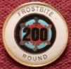 Badge for scoring 200 for the Frostbite round - This is the 1st one you can get