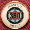 Badge for scoring 350 for the Frostbite round