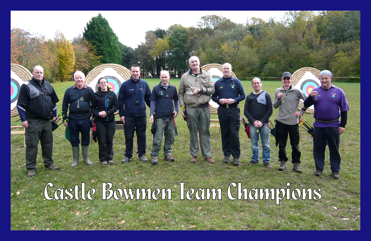 Team Shoot Champions 2012