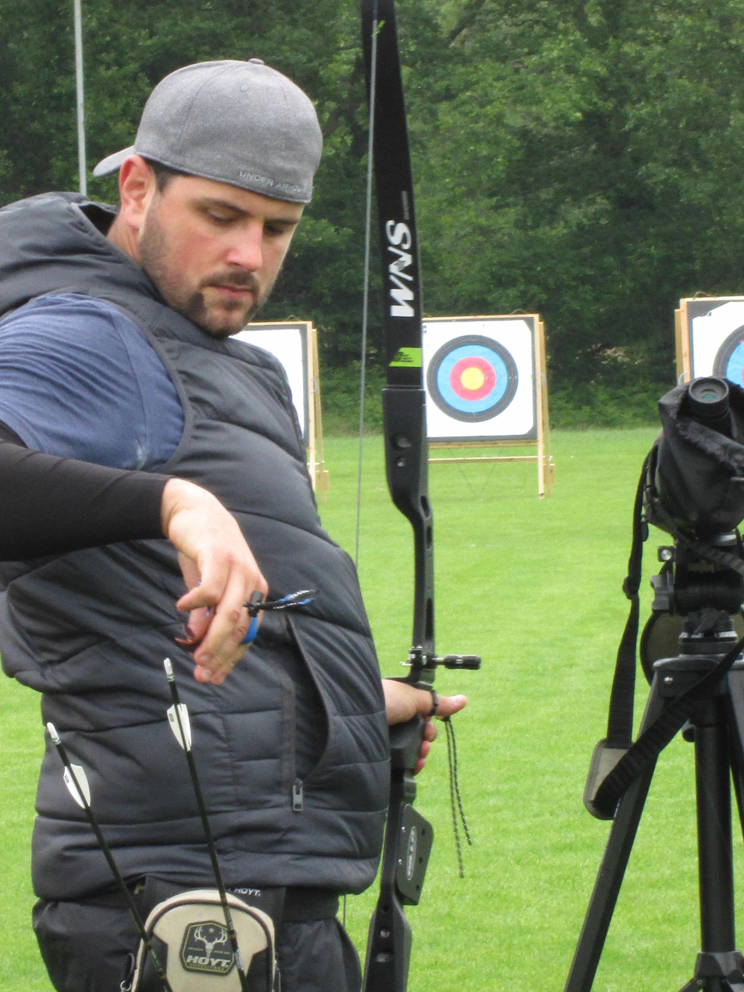 Careful arrow selection is essential