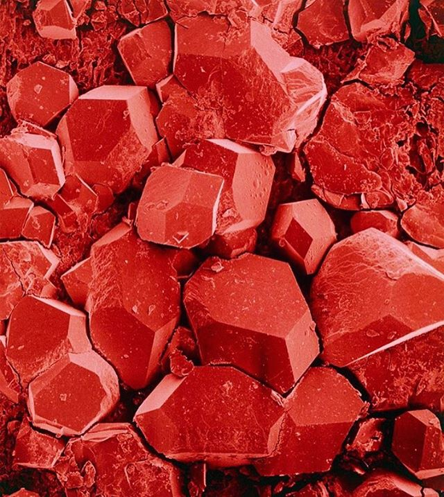 While I'm here pining away for Patti Smith's blessings, happy thirsty Thursday, lovelies! Don't touch the stuff? We support that! But check 👏🏻 out 👏🏻 these red wine crystals!!! Can you even? We're into crystals. We're into wine. We're into THIS🍷 This is a micrograph of crystals formed on a cork courtesy of @sciencephotolibrary (follow them 🌷)