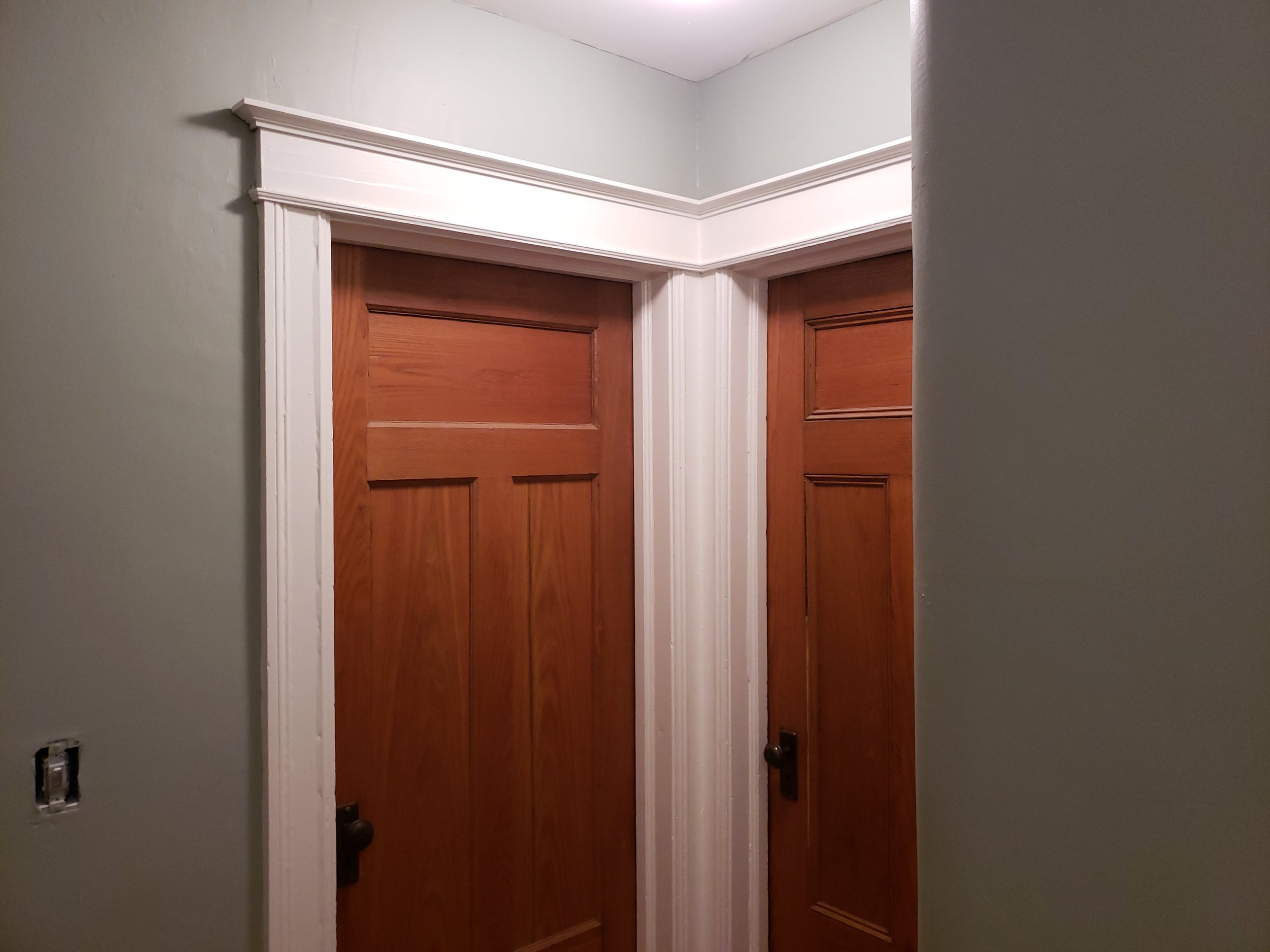 """""""Can't say enough good about Josh and Stamp Paints! Quick estimate, solid work, reasonable price! Josh sacrificed his weekend and evenings after bigger jobs to fit me in and get my smaller job done! He and his wife give great service and communicate well and quickly. Would hire them again in a heartbeat.""""    -Pam G."""