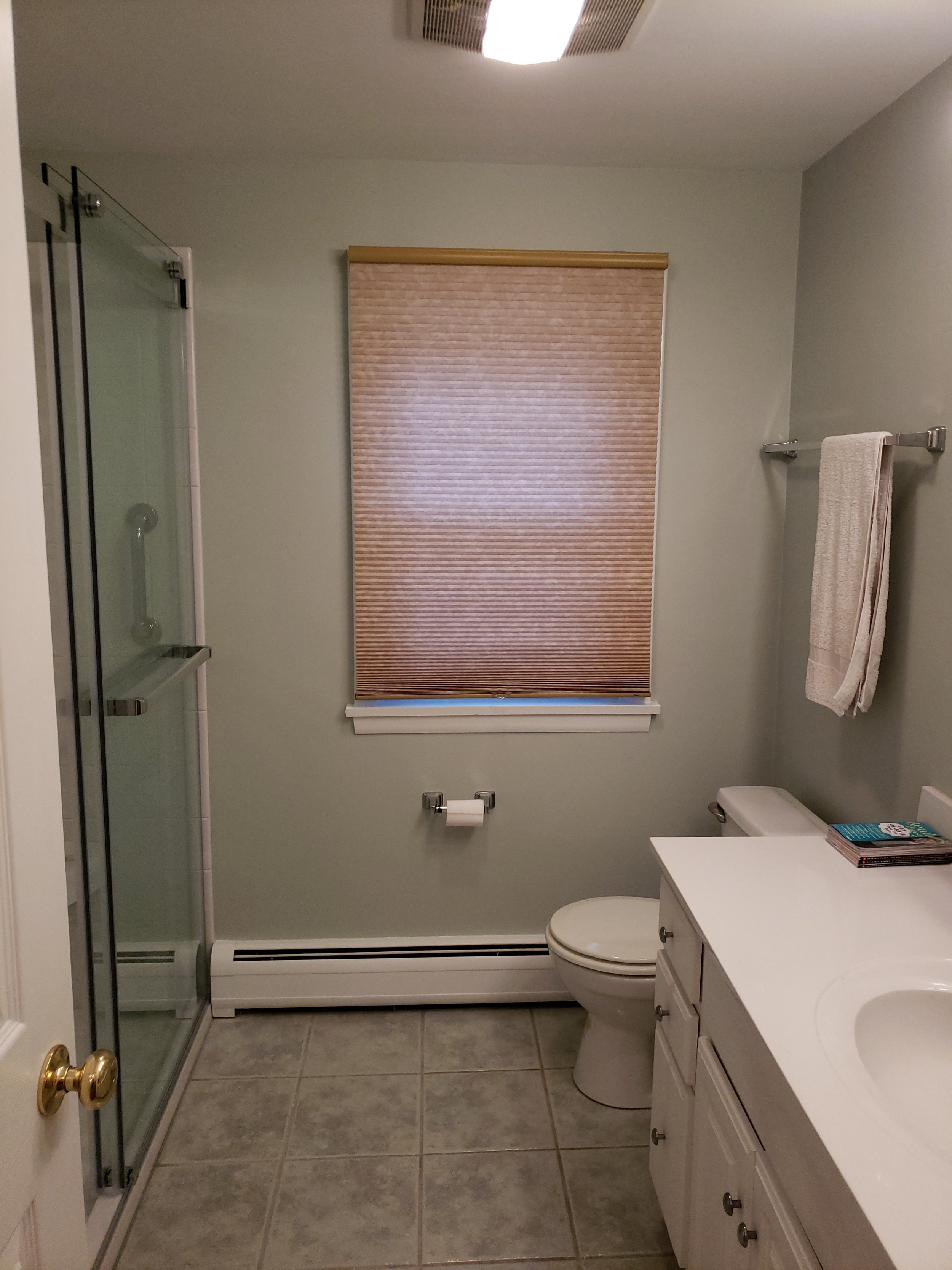 """"""" Josh painted almost all of our ceilings and six rooms. His work and  advice were impeccable. I  was  unsure about colors  and like those  that he recommended. He was easy to be around, and that was important  since he was working  in the house for about three weeks. The work was started and finished on time, too.""""    -Julie D."""