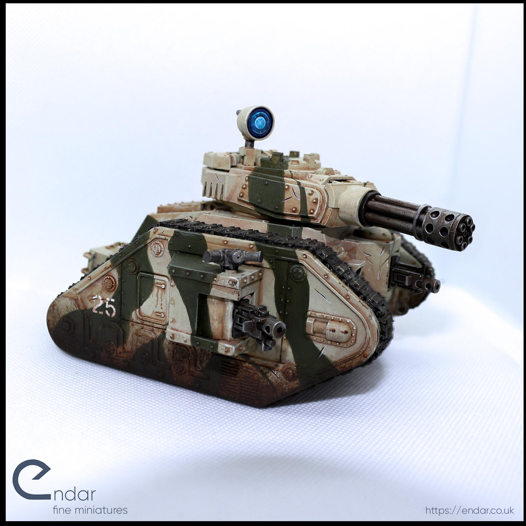 Endar Leman Russ CR-25