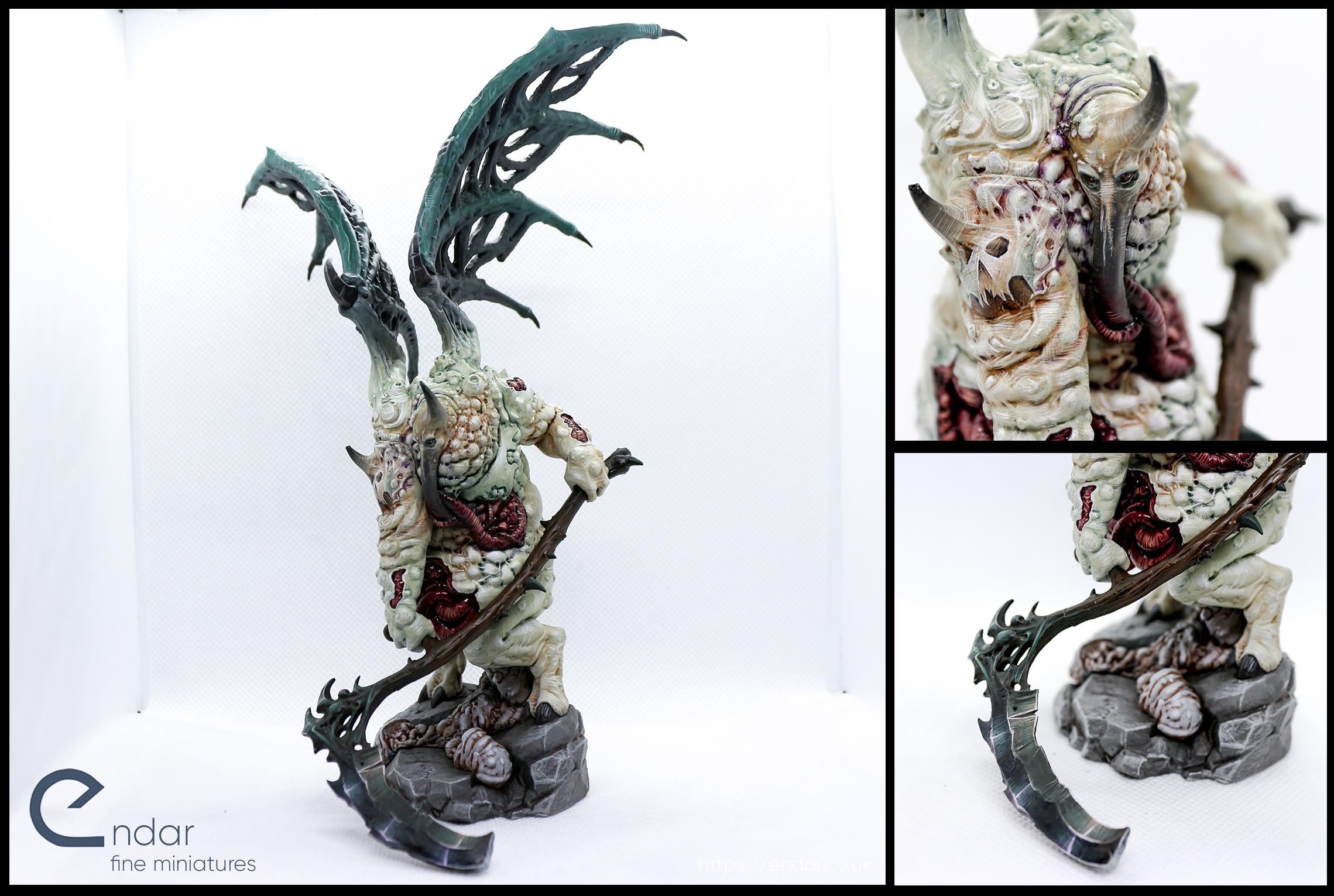 Endar Lord of Virulence Creaturecaster