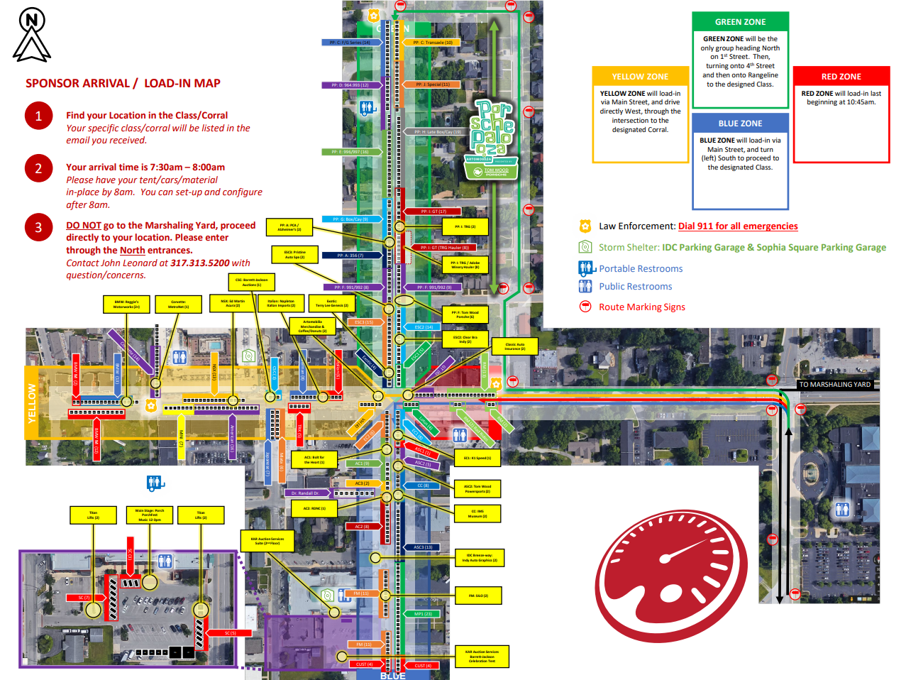 CLICK ON THE MAP TO VIEW OR DOWNLOAD HIGH-RES SPONSOR MAP