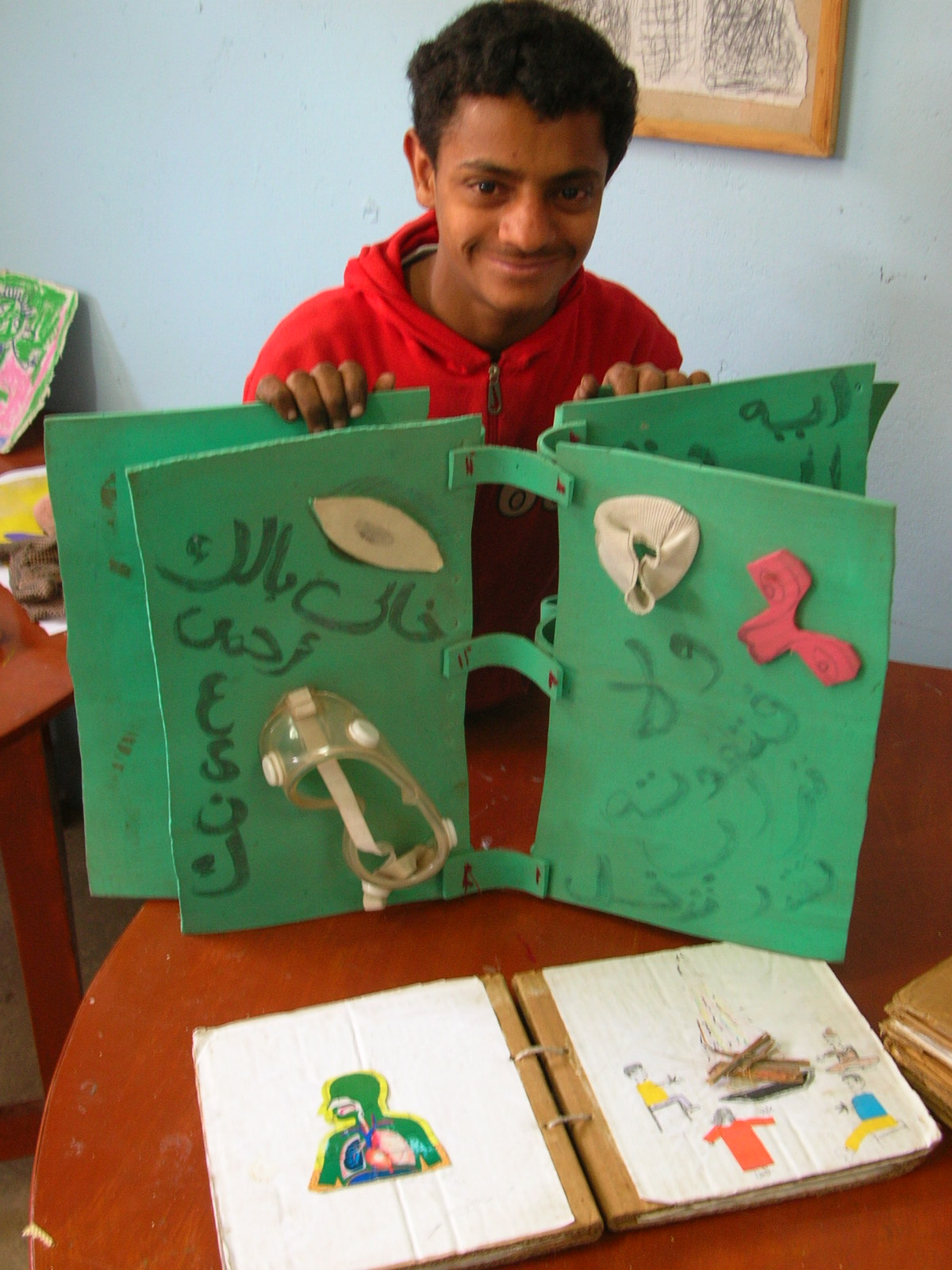 Recycling Curriculum - Customized Recycling Curriculum, utilizing the Montessori method in Cairo, Egypt