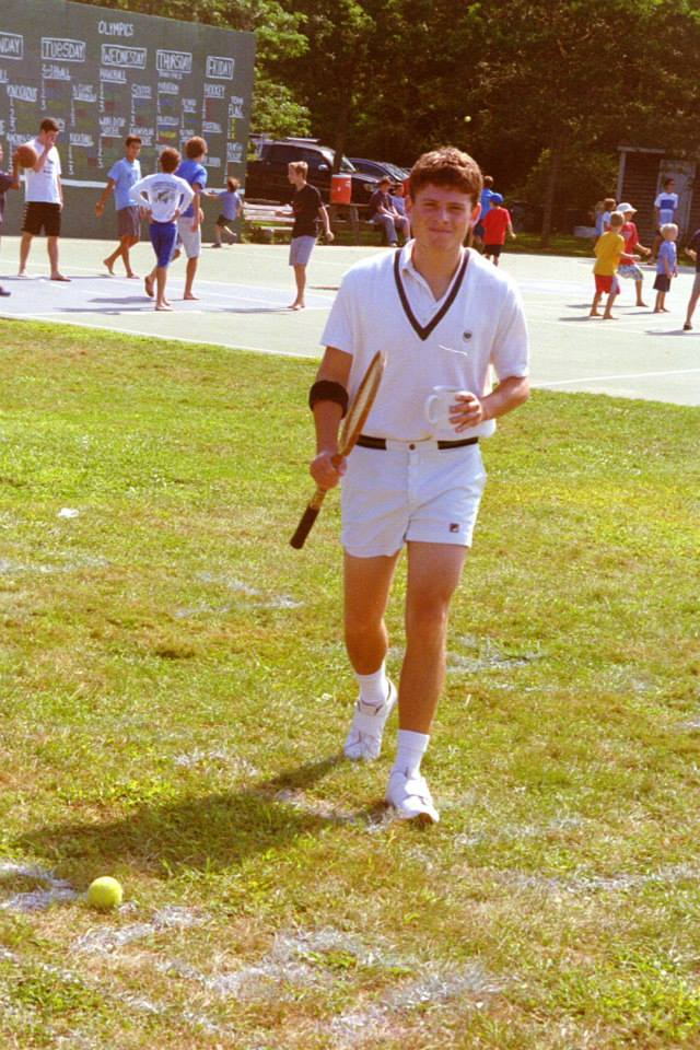 JUSTIN GROSSMAN - Tennis Pro & Junior Tennis DirectorJustin is excited to have the opportunity to return as Director of Jr. Tennis. After growing up as a part of the tennis program as a camper, volunteer, and staff member, he is passionate about making sure that a summer at Chilmark Tennis is as special for every kid as it was for him. Justin has spent the past year working as a middle school history teacher at Prairie Seeds Academy in Minneapolis, Minnesota. However, the former 4 time Tennis Olympics MVP, 2 time Old School Day King, and part of the inaugural class of the Carny Hall of Fame is ready to return to the court for another season of fun.