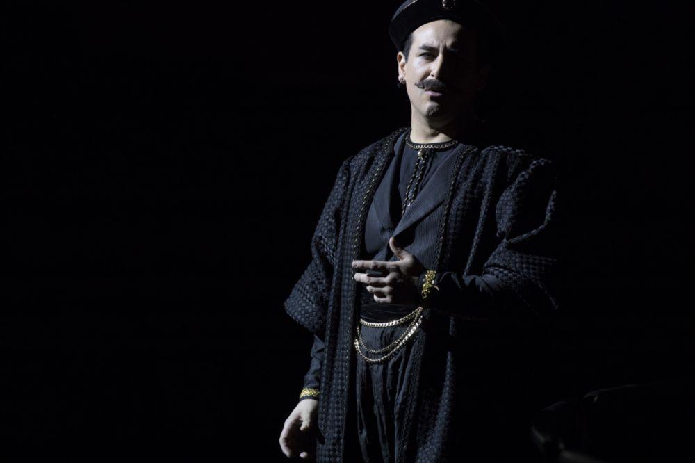 """Albazar - """"Il turco in Italia"""" Bergen Nasjonale Opera"""