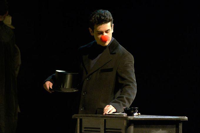"""Beppe - """"Pagliacci""""  Deustche Oper Berlin"""