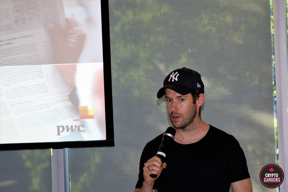- On June 25th, PWC was host to The Blockchain Society's monthly blockchain update event, in partnership with silver sponsors Nobul, Skrumble, and MLG, as well as community sponsors Crypto Canucks, Crypto Chicks, and Thinkwire.