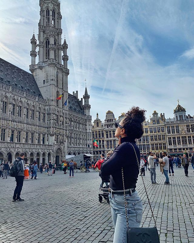 i've just been around... 📍brussels, belgium