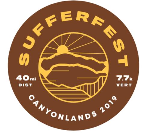 Canyonlands Sufferfest Logo