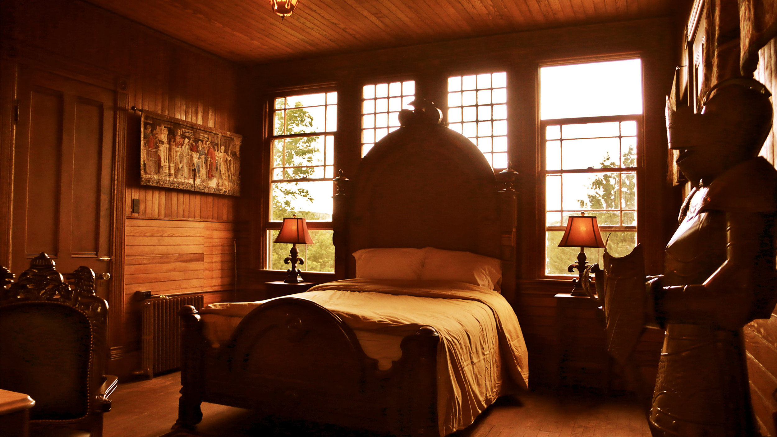 THE CAMELOT ROOM