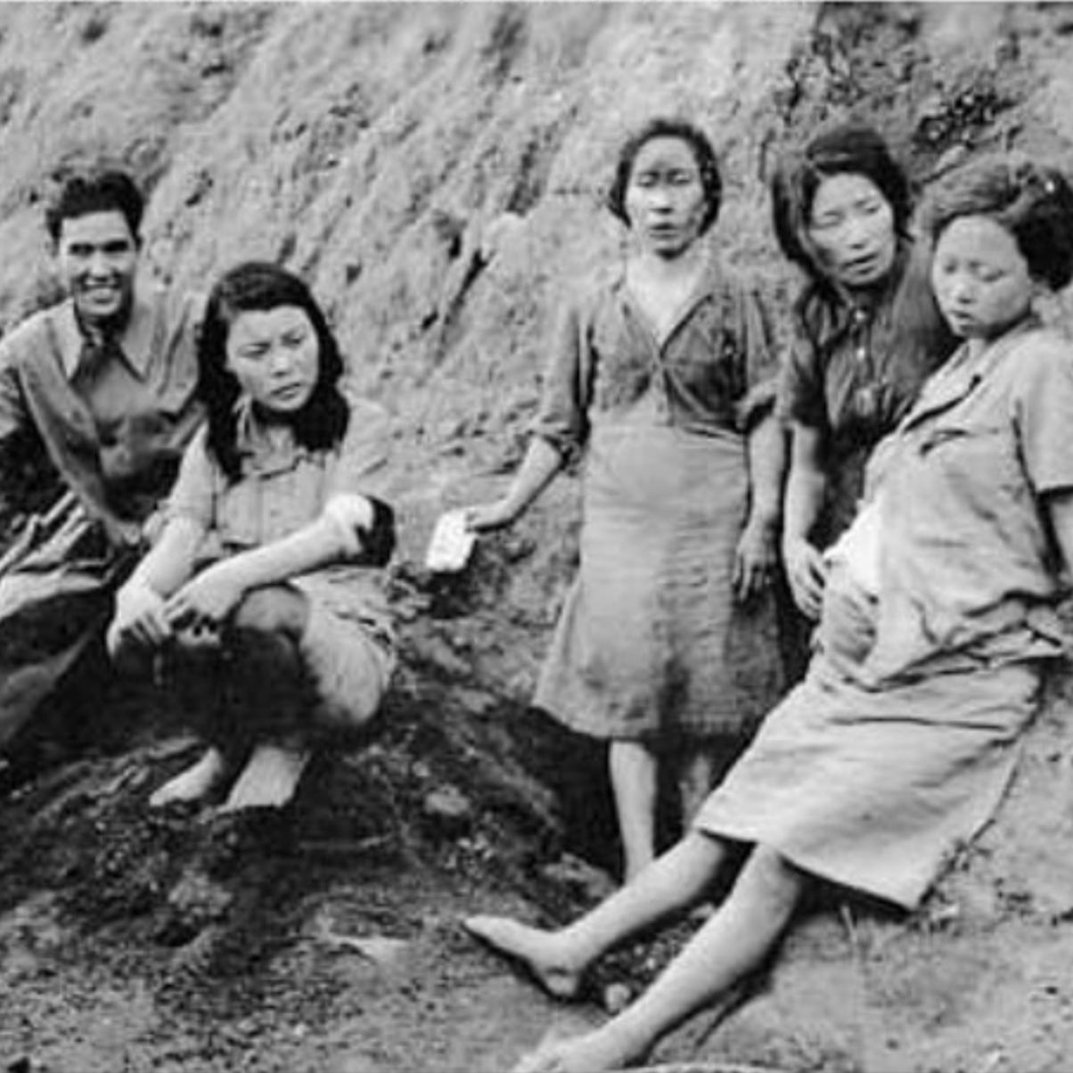 The Comfort Women - Korean Sharing House .