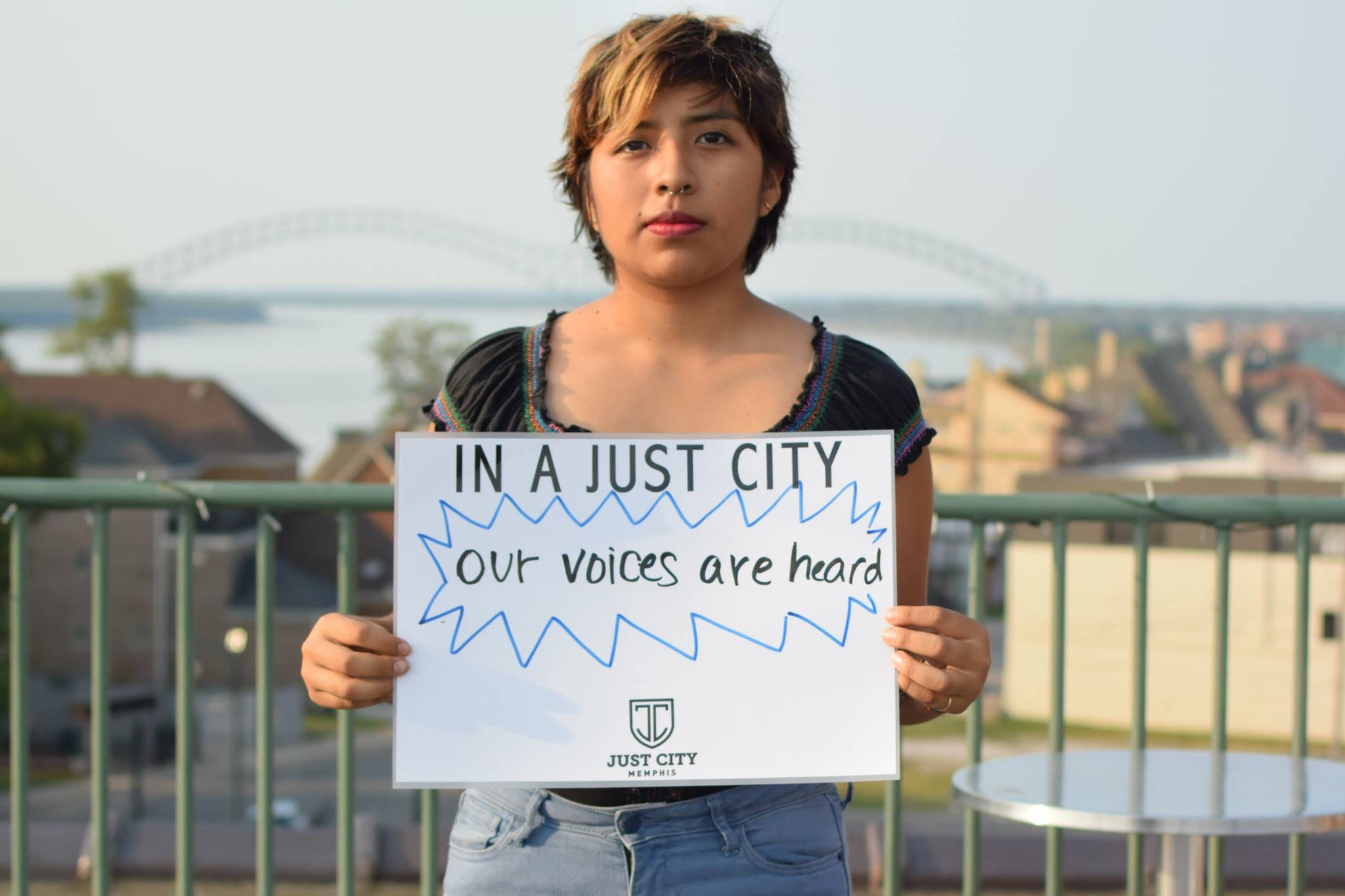Just City is one of six grantees who are working to advance the work of Dr. Martin Luther King Jr. in Memphis, Tenn.