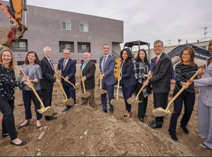 The California Community Foundation has been leading efforts to build affordable housing in Los Angeles to help address homelessness in the city. Photo Credit: HUD.gov