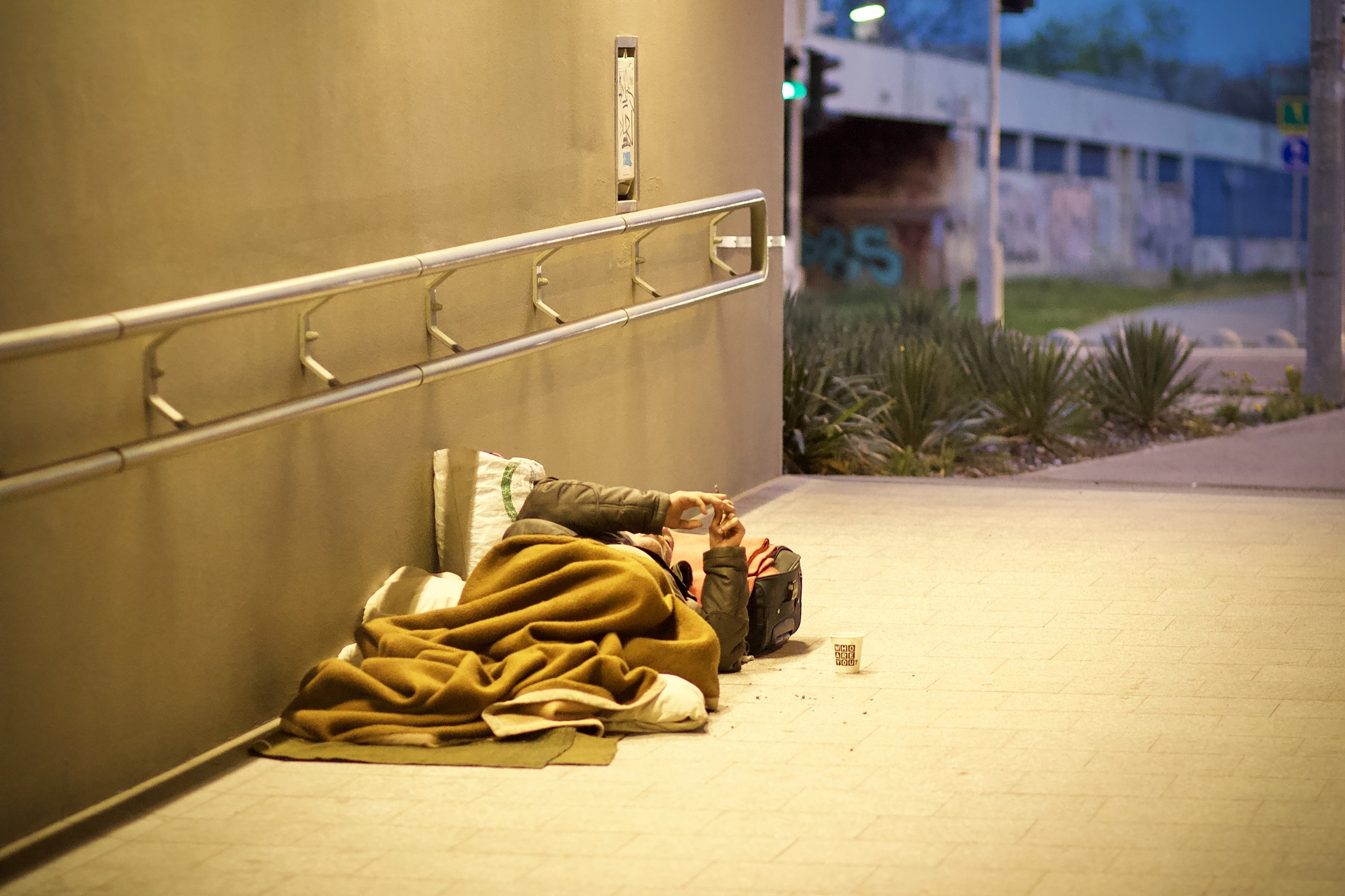 The Greater Washington Community Foundation is leading an effort to help address homelessness in the nation's capital.
