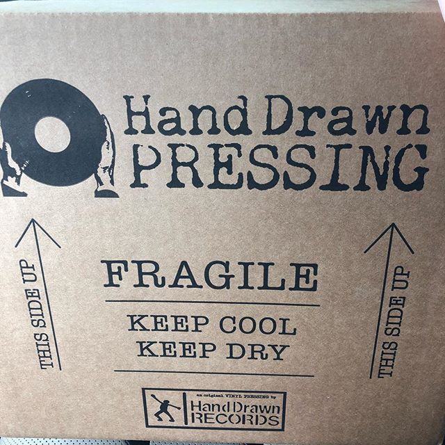 'Passengers' vinyl. Find it at your local record store or download it now! #handdrawn #alternative #rock #dentoning #localmusic #kxt #kuzu