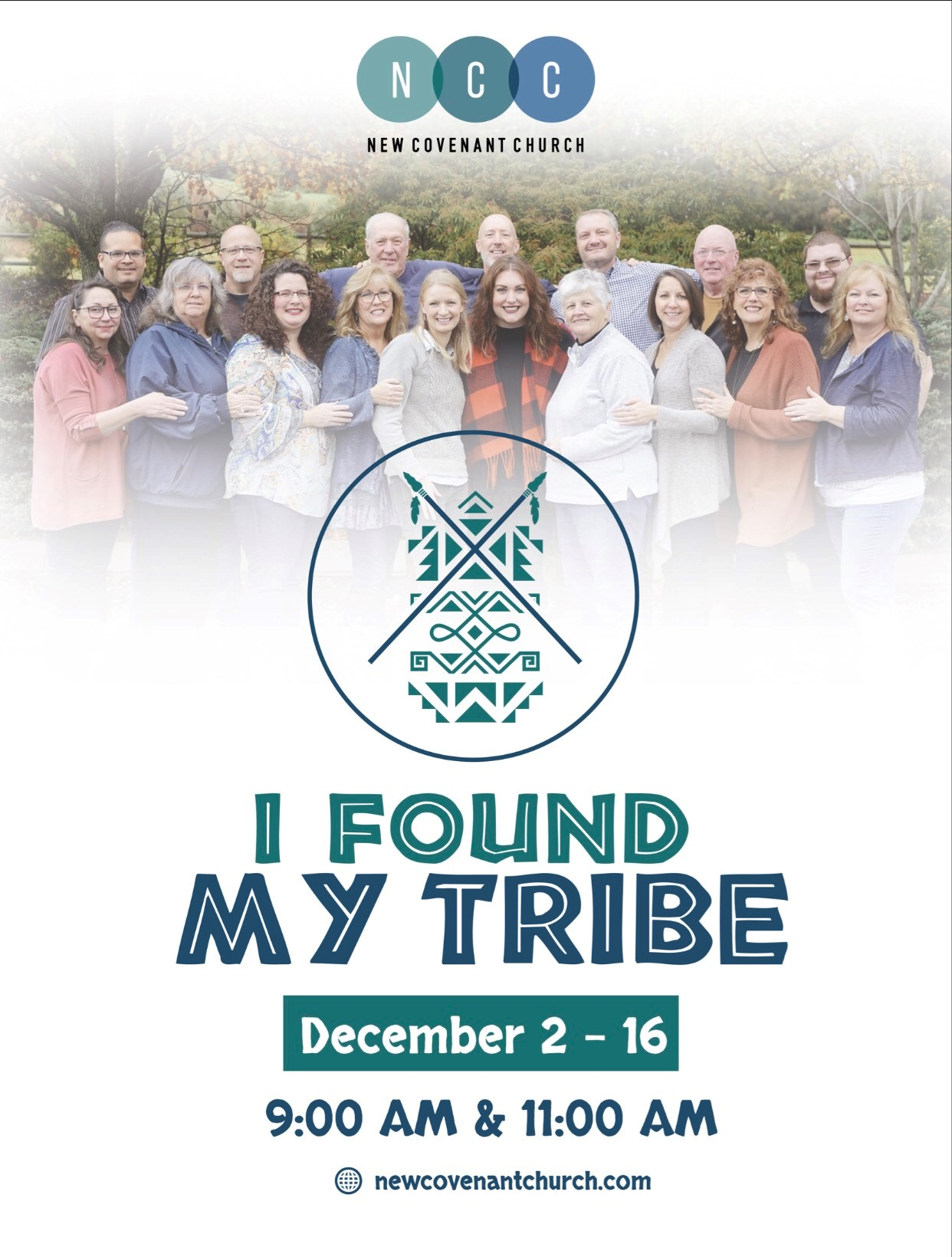I Found My Tribe - New Covenant Church, North Carolina