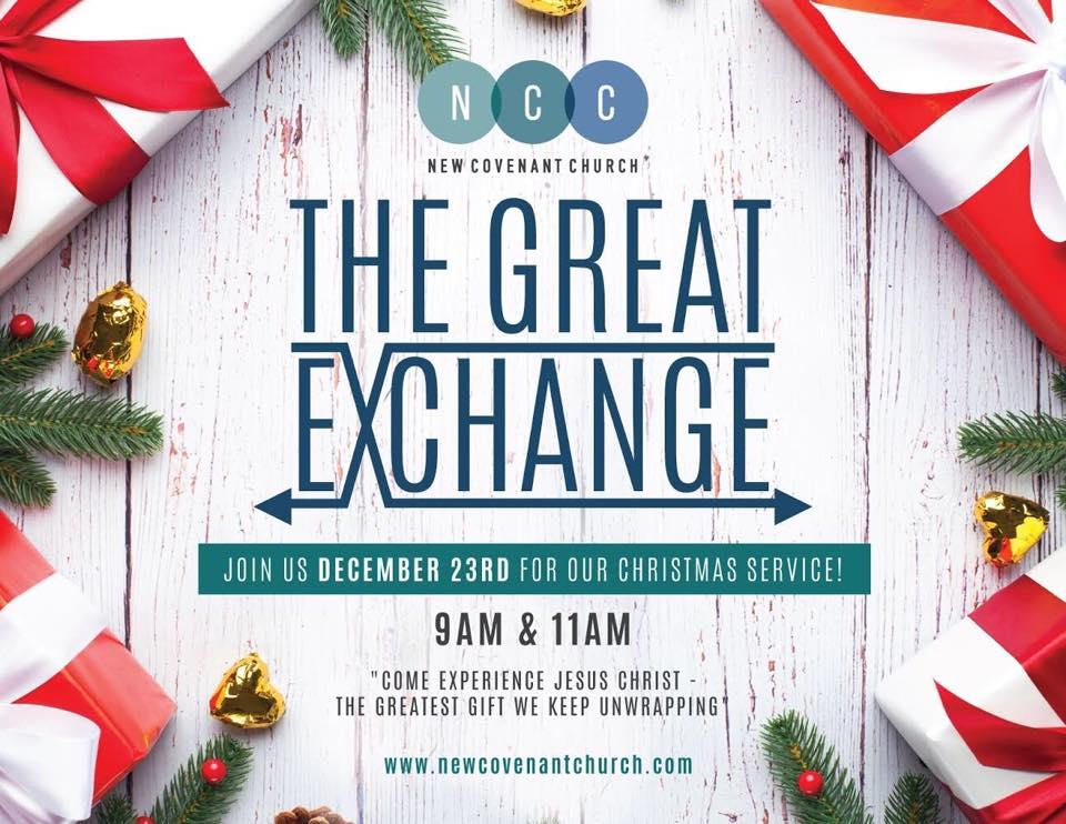 Christmas Service at New Covenant Church, North Carolina