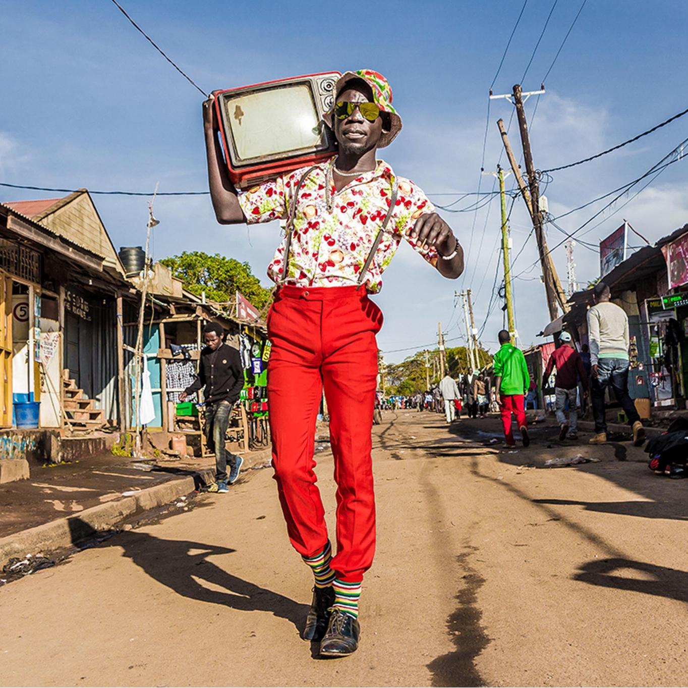 BRIAN OTIENO Nairobi, Kenya  storitellah.com   @kiberastories