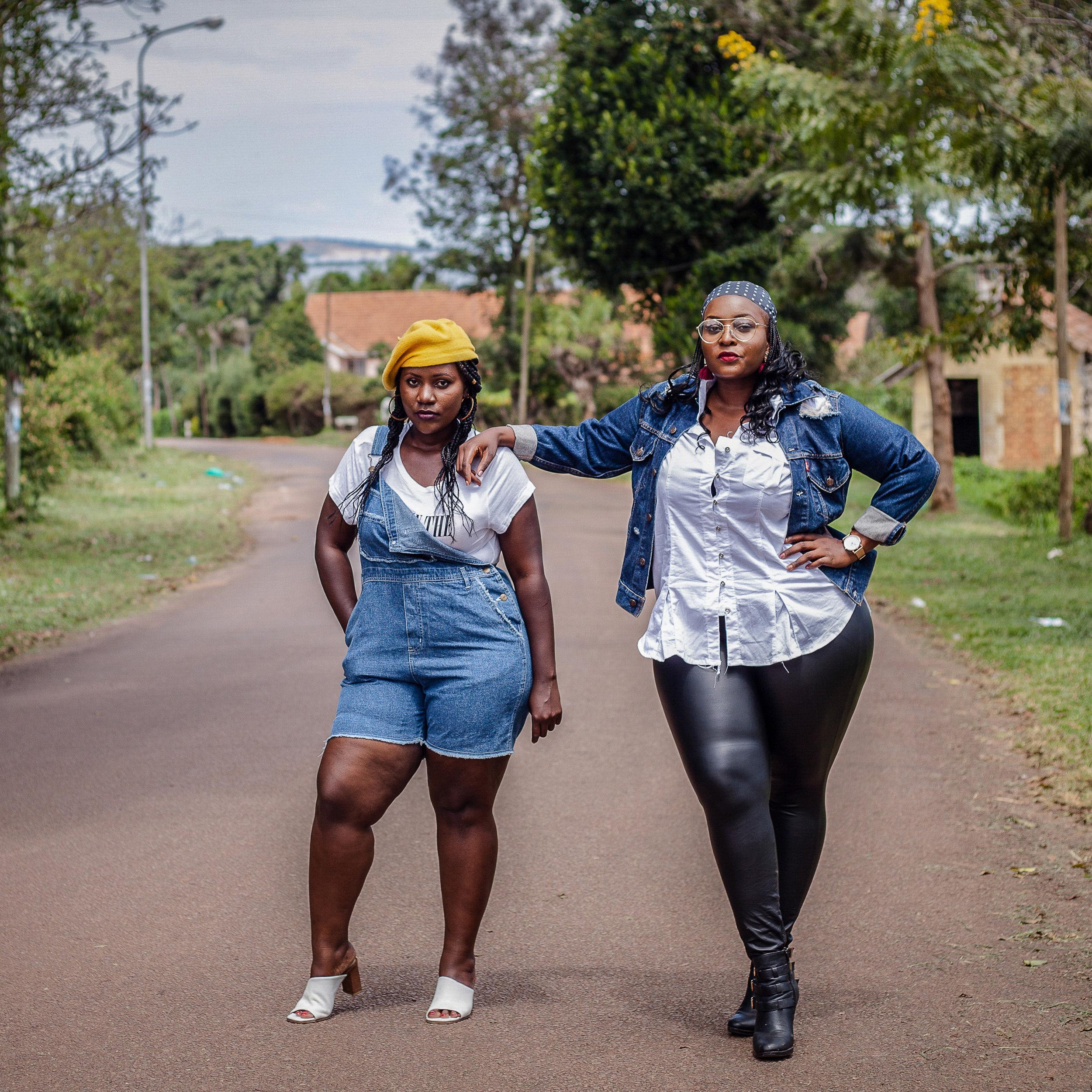 ESTHER RUTH MBABAZI Kampala, Uganda  esthermbabazi.com   @esther_mbabazi