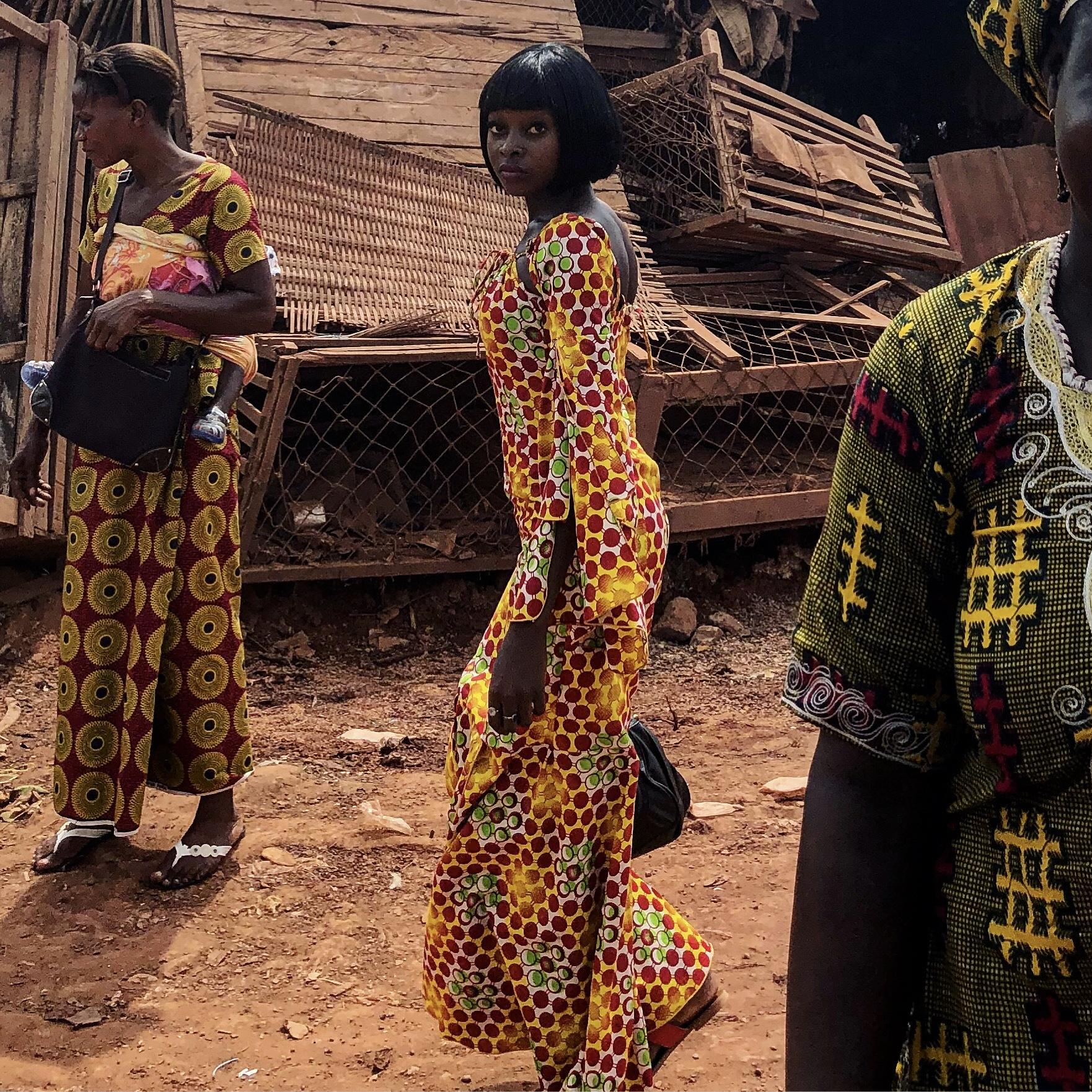 JOANA CHOUMALI Abidjan, Ivory Coast  joanachoumali.com   @joana_choumali