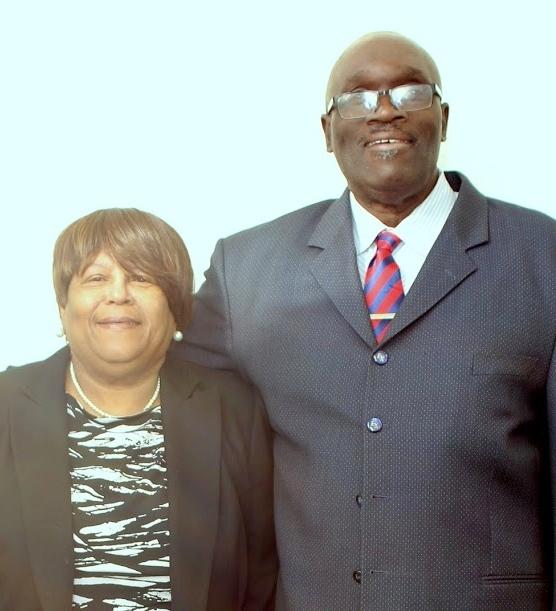 Mary & Min. Alan       Baker