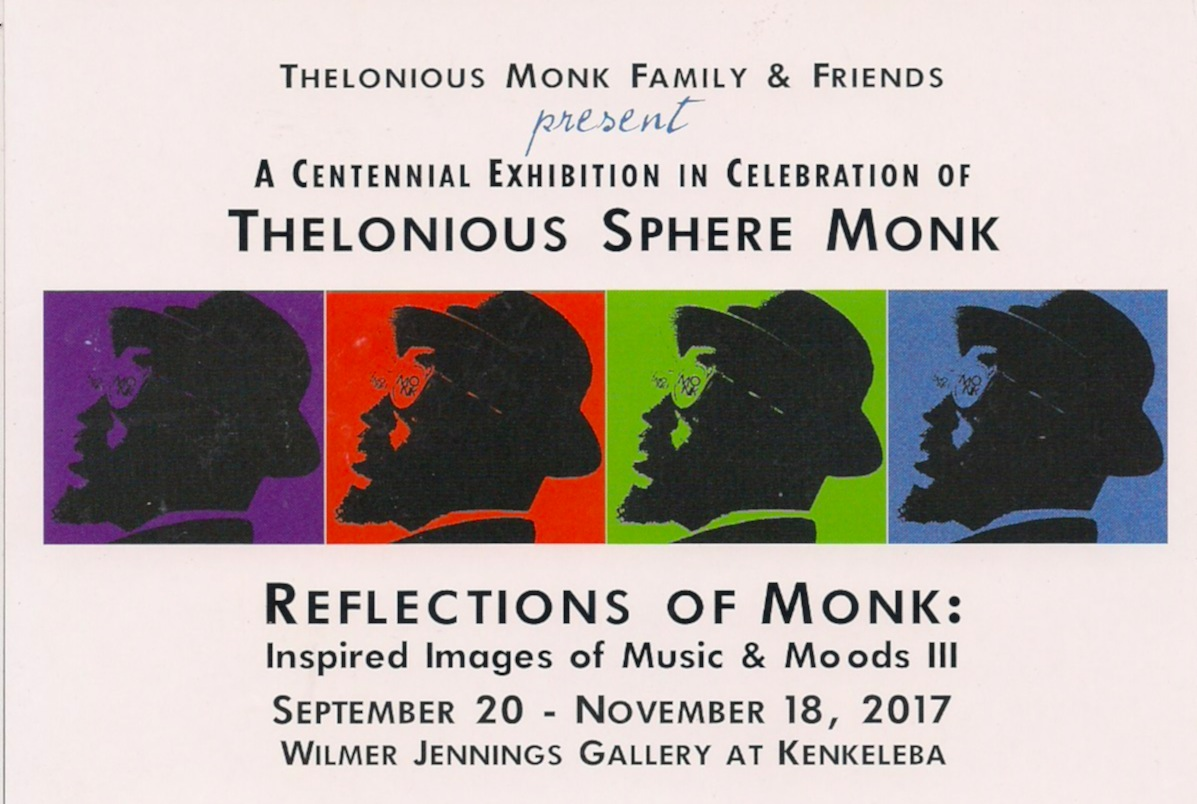 Reflections Of Monk: Inspired Images of Music and Moods III