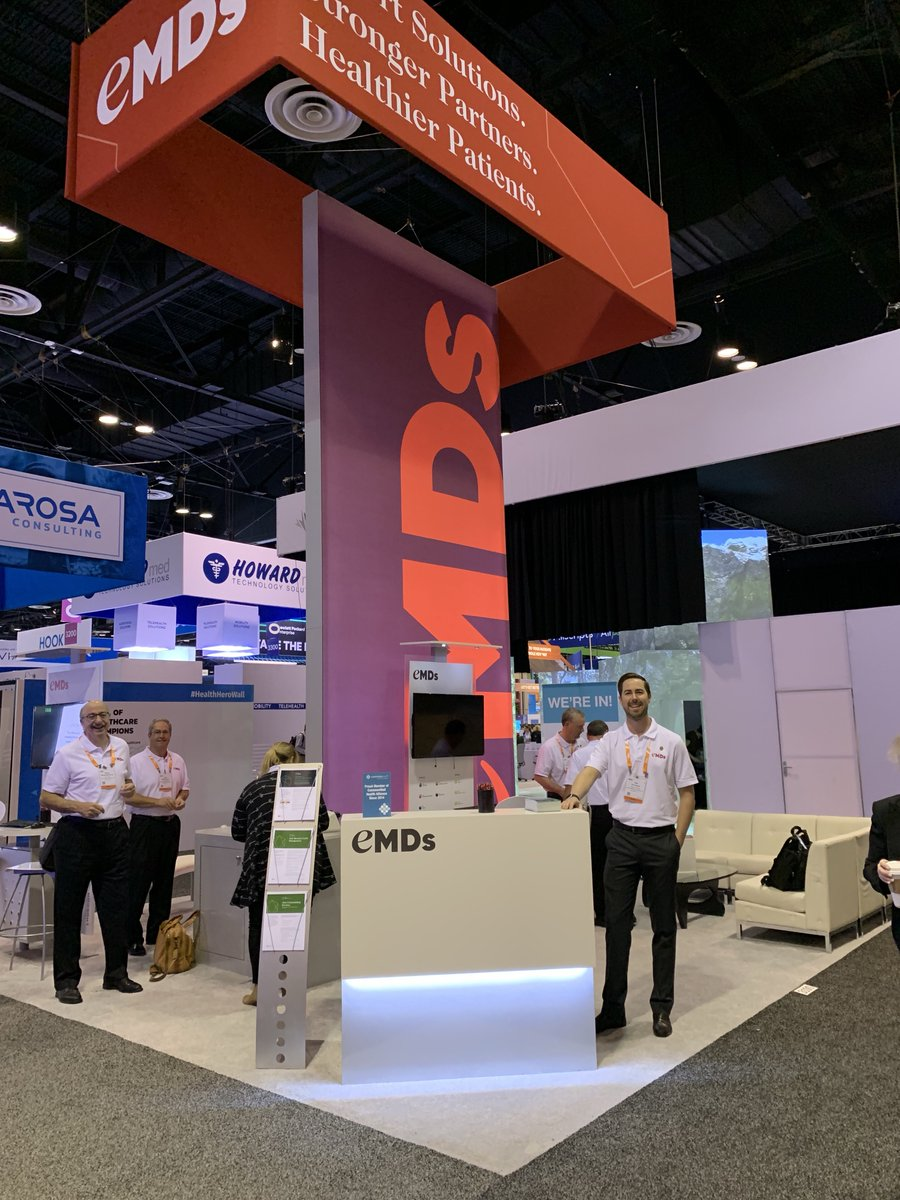 HIMSS 2019 / Design: Andrew Persoff