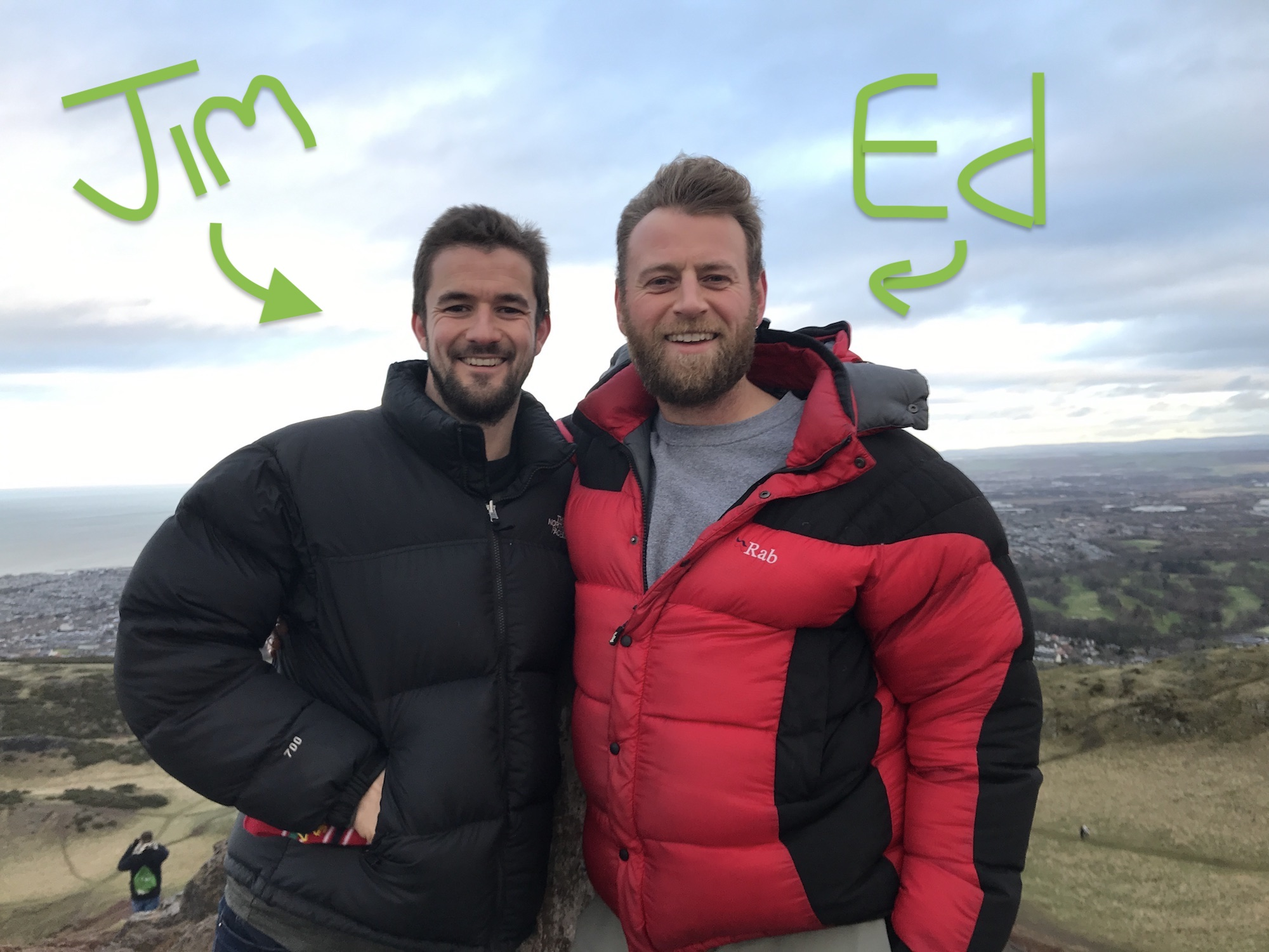 Jim and Ed Challis MBE | Two Untamed Entrepreneurs Helping You Reach Your Potential!