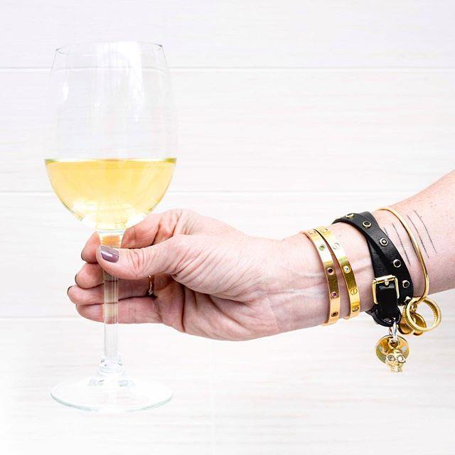 Despídete del fin de semana con una copa de vino 🍷
