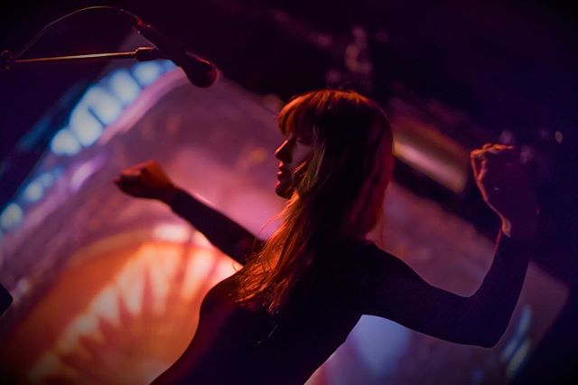 Throwback to Annie Hart rocking out at The Echo. Such a fun show!