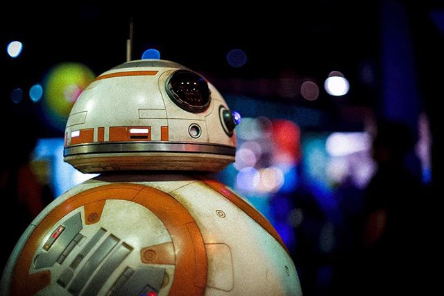 May the Fourth be with you! Flashback to going to D23 Expo and seeing all of the costumes and props from before The Force Awakens hit theatres.