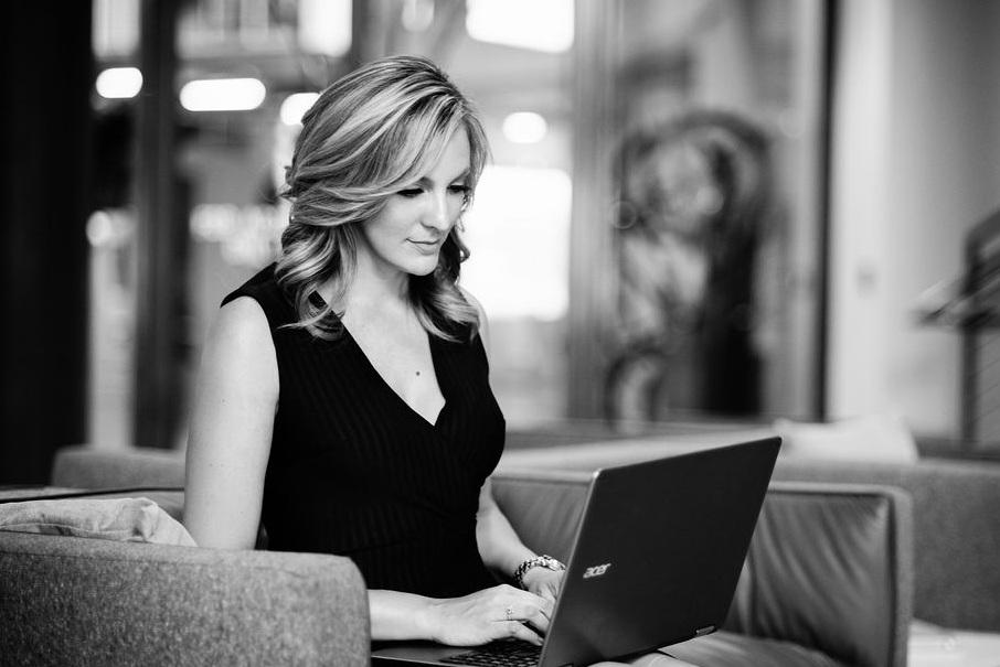 Kristy LaPlante, founder