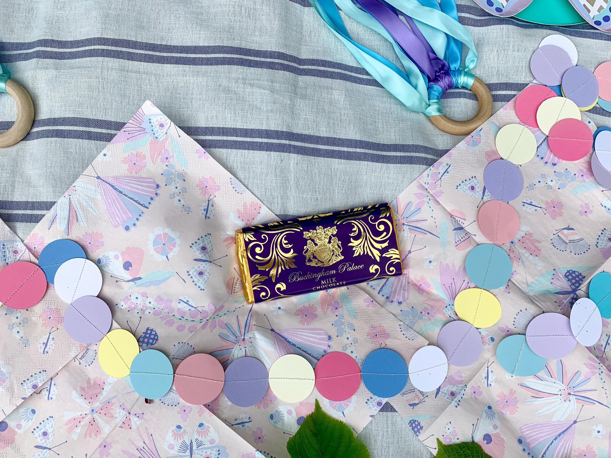 simple butterfly garden purple party 8.jpg