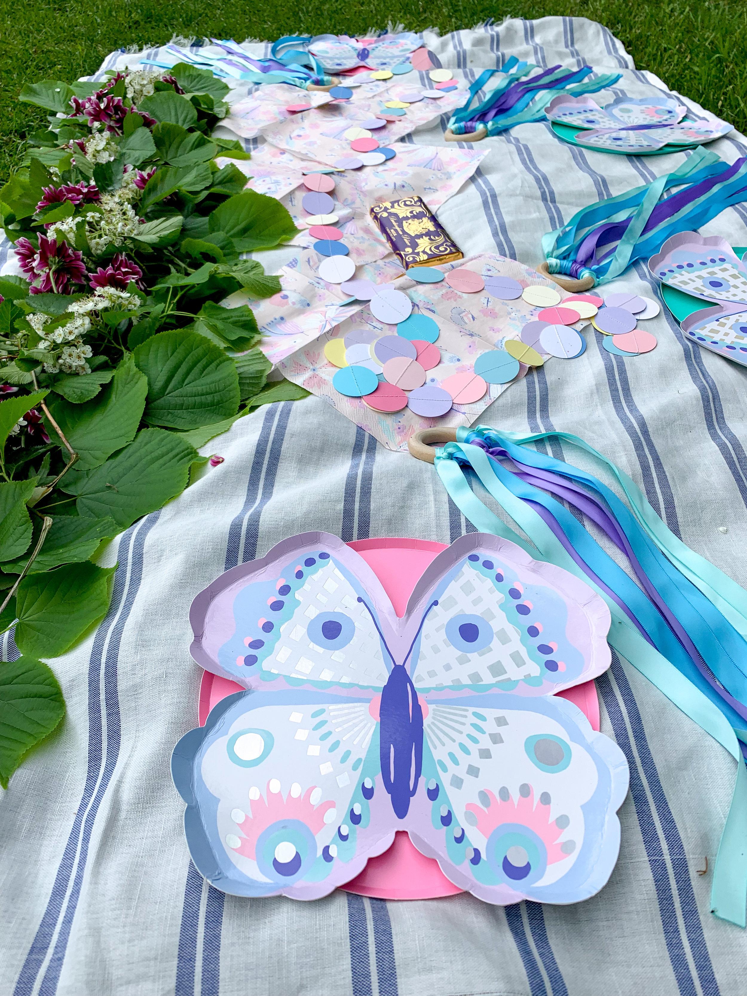 simple butterfly garden purple party 2.jpg