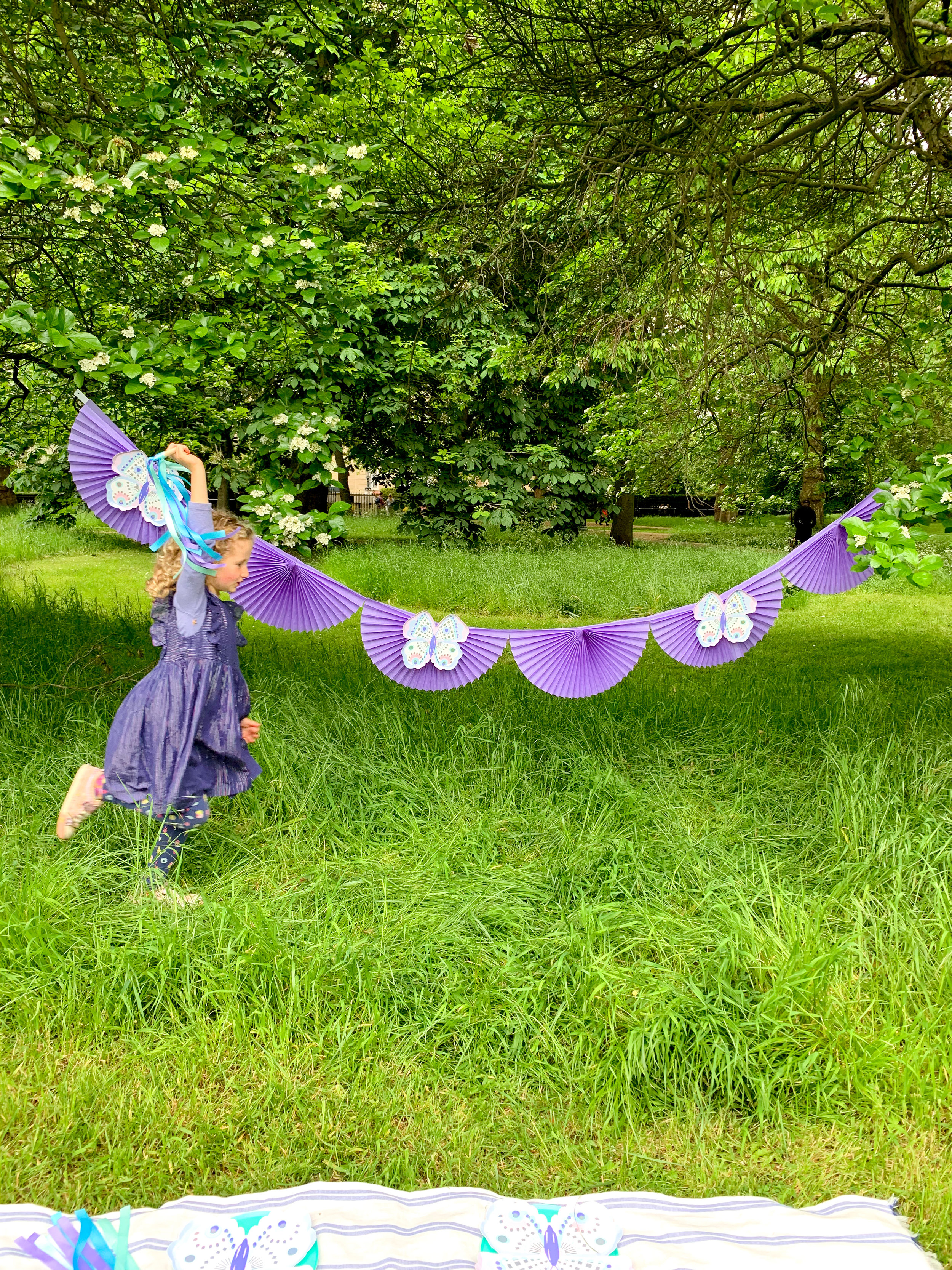 simple butterfly garden purple party 22.jpg