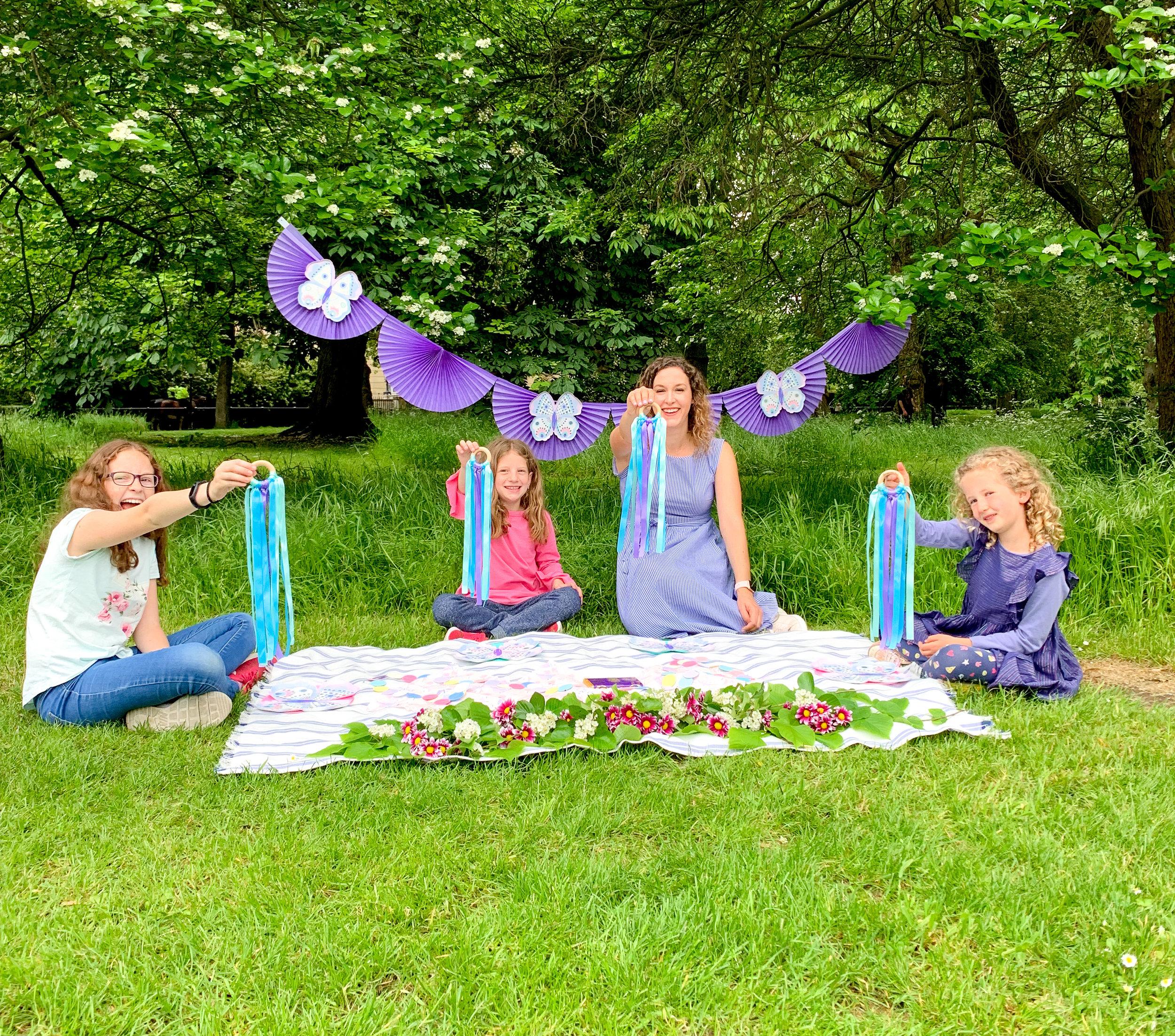 simple butterfly garden purple party 14.jpg