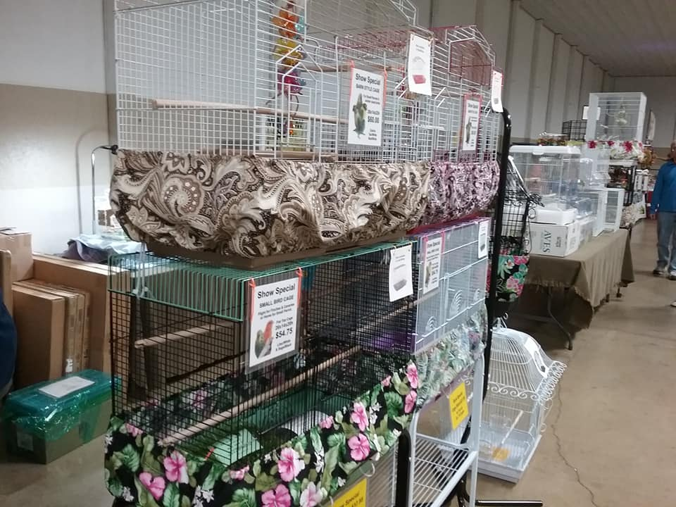 maebs bird fair 2018 cages and more.jpg