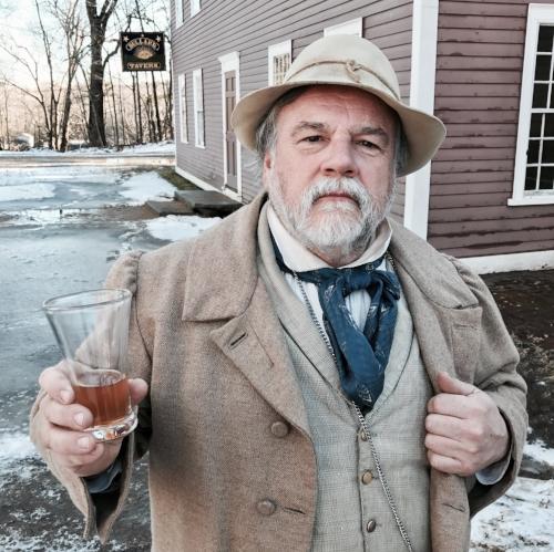 The Tavern Patron