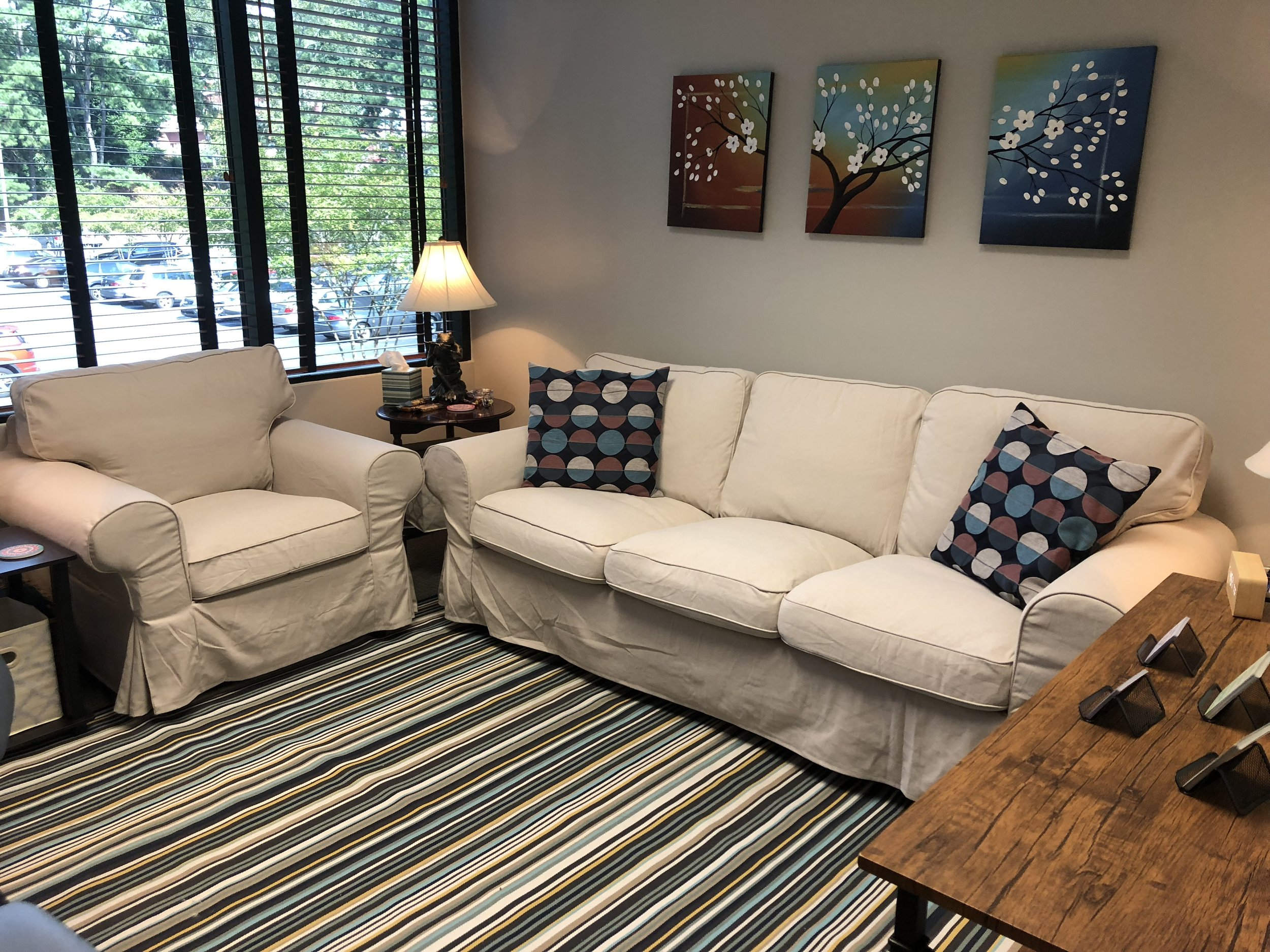 Psychotherapy Atlanta Office
