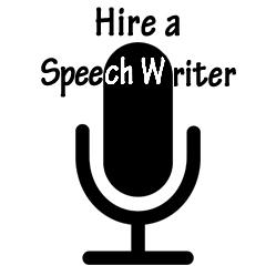 Hire a Speech Writer