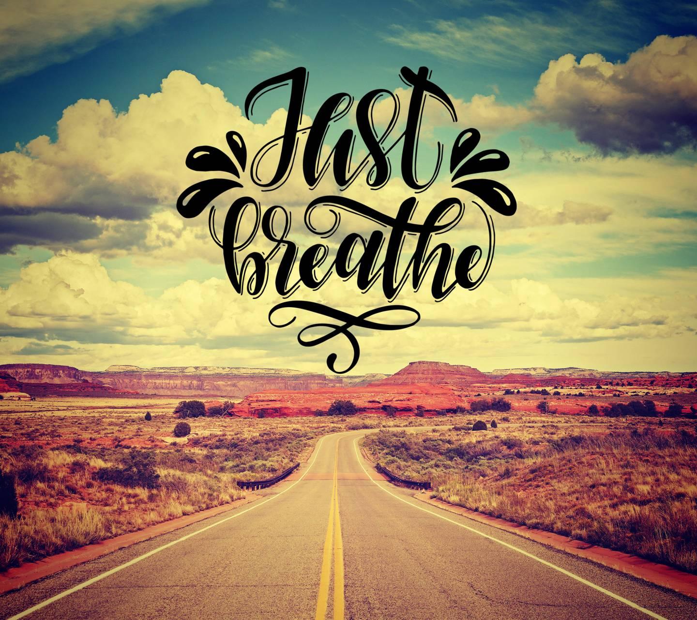 Just Breathe when giving a speech