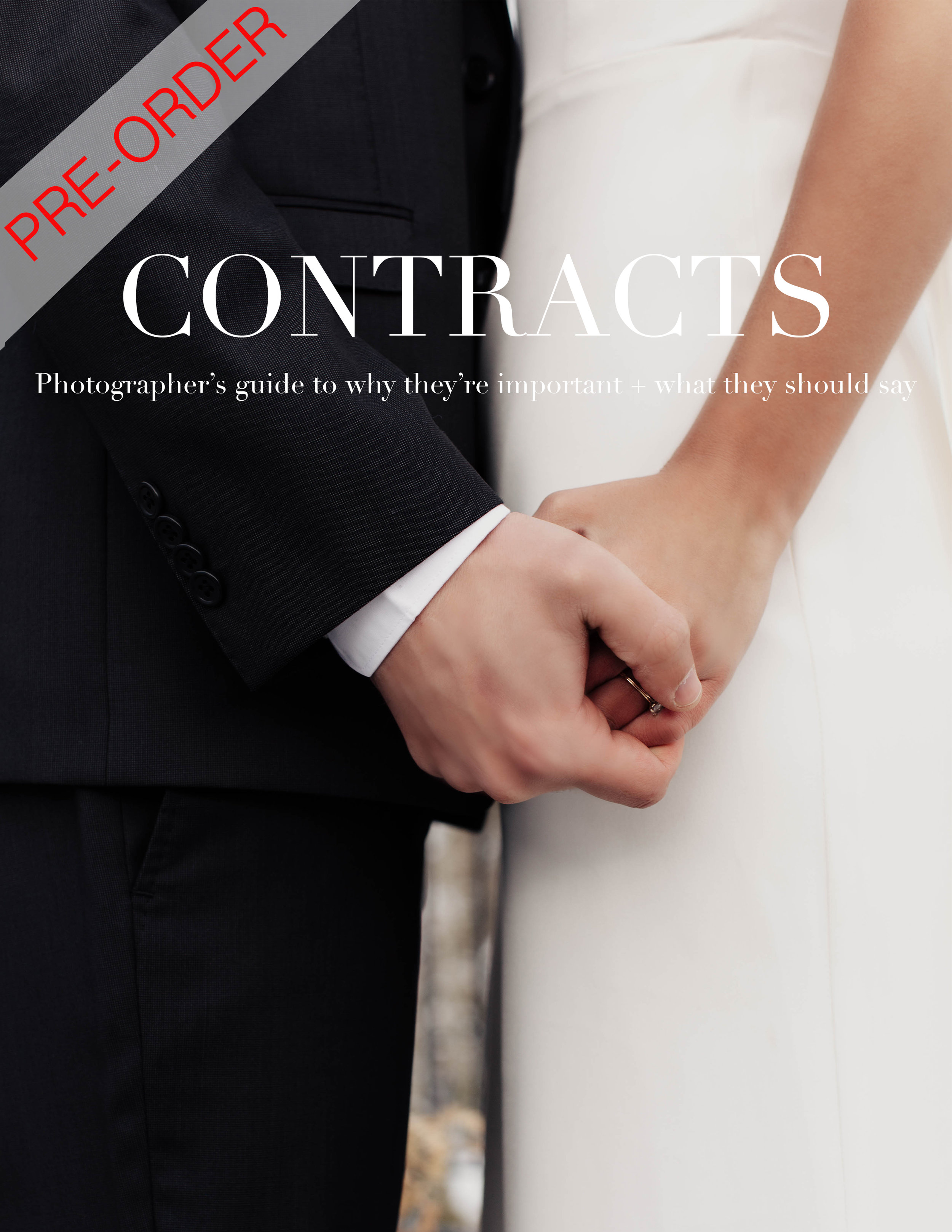 $100 - *PRE ORDER* This guide will be available later this year, and will include details on why your contract is crucial to your success, as well as what should be included in your contract, and how to make sure you are protected.(Sold and delivered as a Digital PDF File)